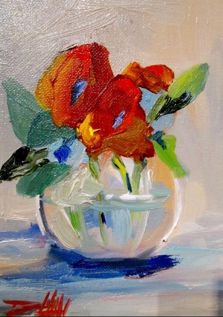Art: Best Friends-sold by Artist Delilah Smith