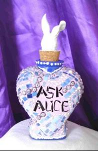 Detail Image for art Ask Alice (sold)