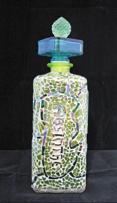 Art: Absinthe (sold) by Artist Dorothy Edwards