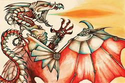 Art: Breakers Dragon by Artist Nico Niemi