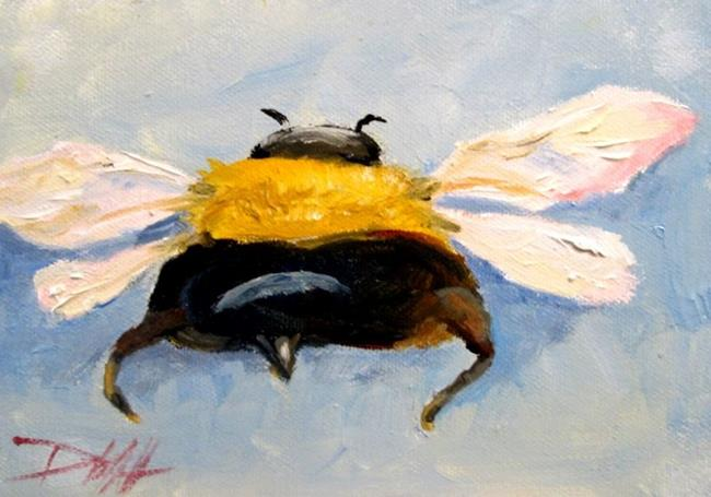 Art: Bee Back by Artist Delilah Smith