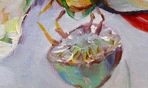 Detail Image for art Dragonfly and Poppy