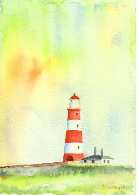 Lighthouse Airbrush Paintings http://www.ebsqart.com/Art-Galleries/Drawings-Studies/8/Lighthouse-at-Happisburgh-Norfolk/524702/
