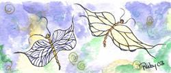 Art: Dranongfly2 by Marcia Ruby
