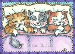 Art: SWEET DREAMS by Artist Susan Brack