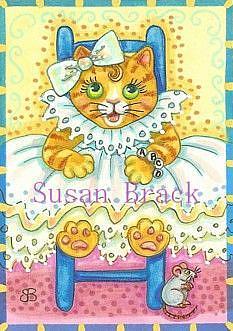 Art: BABY'S NEW ALPHABET BRACELET by Artist Susan Brack
