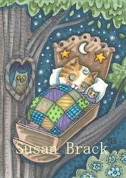 Art: ROCK A BYE BABY by Artist Susan Brack