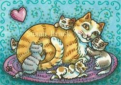 Art: KITS GALORE by Artist Susan Brack