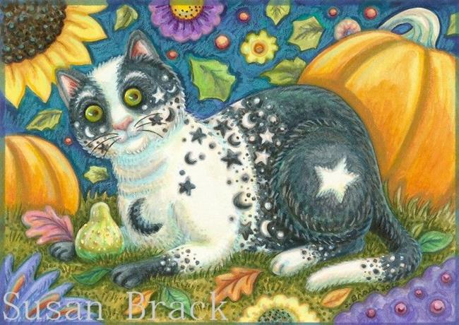 Art: MILKYWAY by Artist Susan Brack