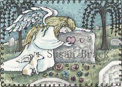 Art: HEARTS DEVINE by Artist Susan Brack