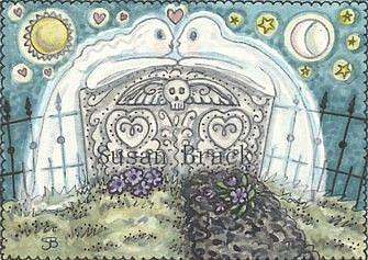 Art: REUNITED by Artist Susan Brack