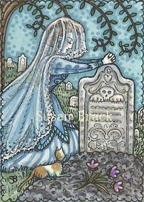 Art: FAITH IN THEE by Artist Susan Brack