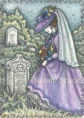 Art: REMEMBERING THE FORGOTTEN by Artist Susan Brack