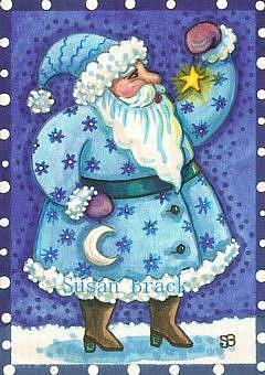 Art: TWINKLE LITTLE STAR by Artist Susan Brack