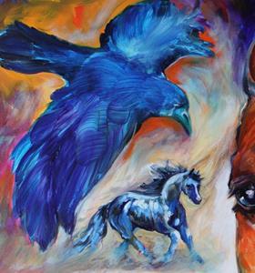 Detail Image for art SPIRIT VISION