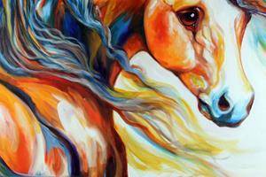 Detail Image for art THUNDER WIND 2012