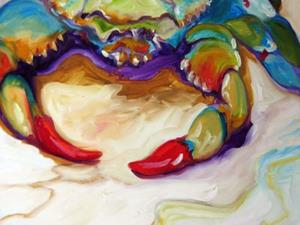Detail Image for art BLUE CRAB