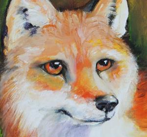 Detail Image for art LITTLE RED FOX COMMISSION