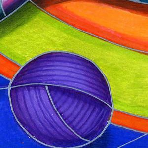Detail Image for art Kitty gone Tubin'