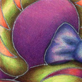 Detail Image for art Kitty and the Butterfly