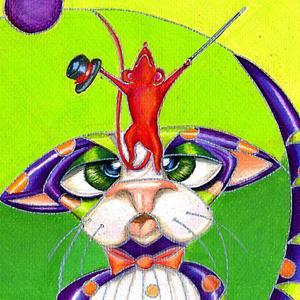 Detail Image for art Mistro Kitty