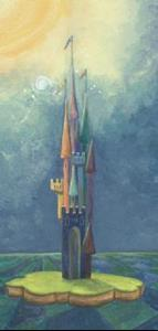 Detail Image for art Castle on Island