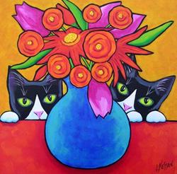 Art: The Ultimate Temptation! by Artist Lisa M. Nelson
