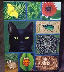 Art: World of Wonder by Artist Rosemary Margaret Daunis