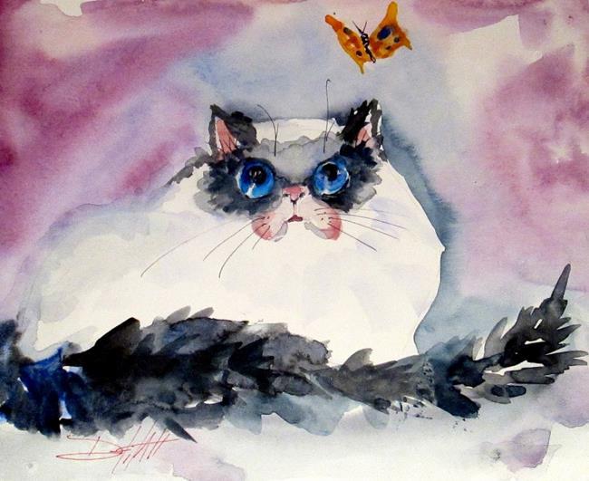 Art: Butterfly Dreams by Artist Delilah Smith