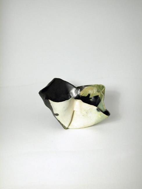 Art: Funky Bowl - Sold by Artist Staci Rose