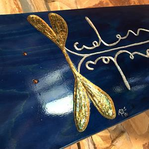 "Detail Image for art "" Kaden's Skate Wings for the Heart�"