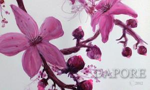 Detail Image for art cherry blossom 29