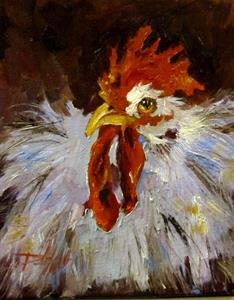 Detail Image for art Rooster No. 19