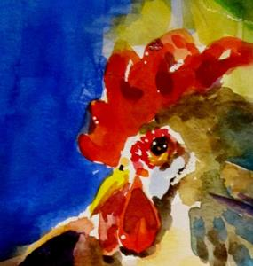 Detail Image for art Rooster No. 28