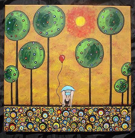 Art: A Child's View by Artist Juli Cady Ryan
