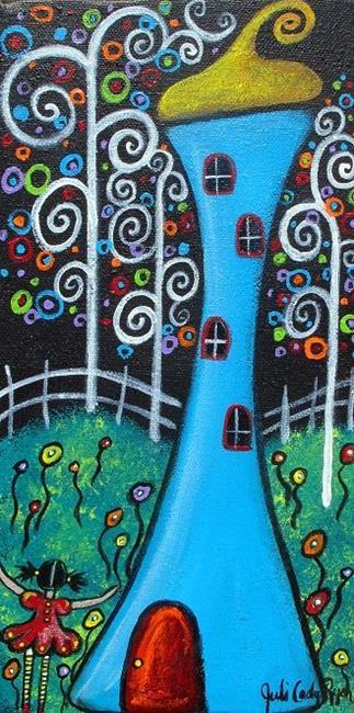 Art: Witnessing Change III by Artist Juli Cady Ryan