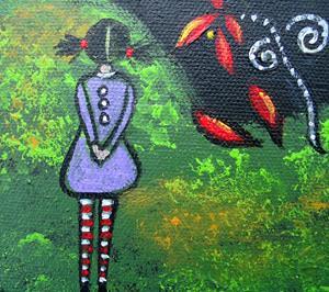 Detail Image for art Witnessing Change I