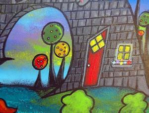 Detail Image for art Girl Power II