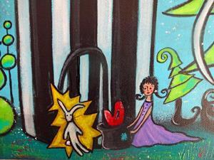 Detail Image for art Childhood Magic II