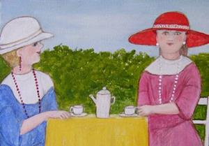 Detail Image for art Tea with Emily