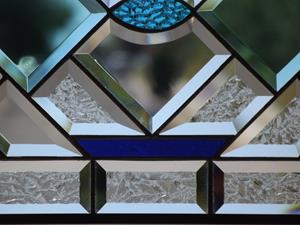 Detail Image for art TURQUOISE & BLUE