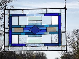 Detail Image for art Sapphire Blue # 1674