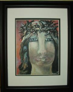 Detail Image for art JESUS BRUISED