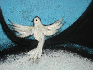Detail Image for art The Spirit Of Christmas