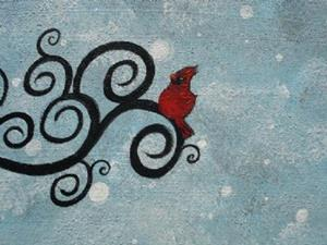 Detail Image for art A Cat's Christmas