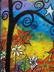 Detail Image for art Christmas Magic