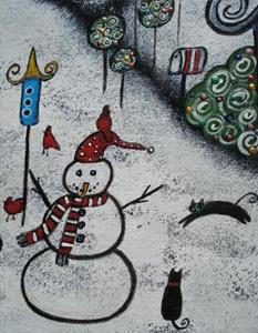 Detail Image for art A Magical, Merry Christmas
