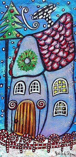 Art: A Winter Celebration by Artist Juli Cady Ryan