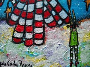 Detail Image for art Christmas Dream II