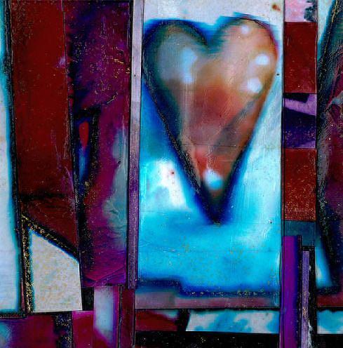 Art: Heart Spirit by Artist Kathy Morton Stanion